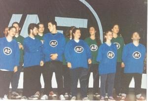 Bleus 95-96