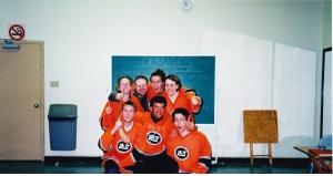 Champion saison 97-98