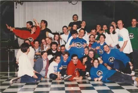Impro 15 (1994-95) camp