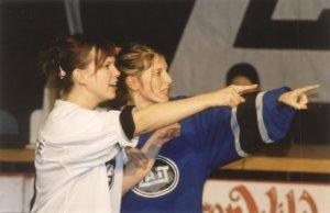 Nadine et Sophie 2003-04